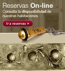 Reserva Online - Hotel Plaza